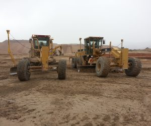 Bald Mountain Pad 5 Construction Start 045